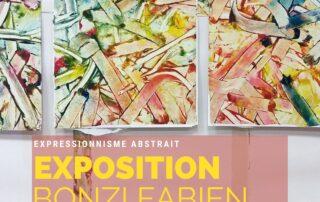 Exposition Bonzi Fabien