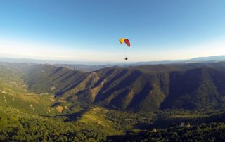 Paragliding with Parapente 07