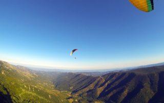 Paragliding with Parapente 07