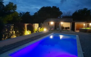 """L'Ardétente – House """"Time for a break"""" House with swimming pool and SPA in southern ardèche"""
