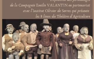 Exposition «Regards sur Olivier de Serres souriant»
