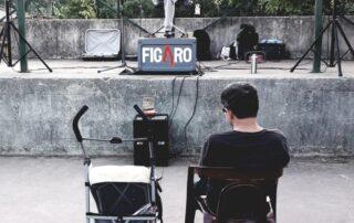 Concert Figaro dans le cadre du marché de producteurs