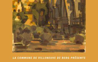 Exposition «l'Ardèche, le bout du voyage»