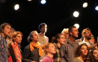 Théâtre - Rayon de soleil à Lussas