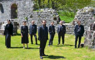 Ensemble Tarentule Concerts Polyphonies du Vivant - Aven d'Orgnac et Baume de Ronze