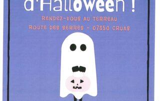 Marché d'Halloween!