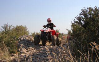 Randonnées accompagnées en quad avec Off Road Aventure 07