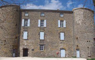 Berzème château