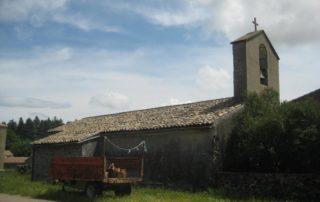 Berzème église