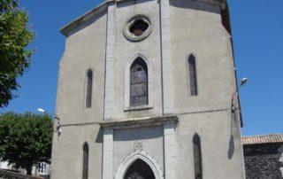 Darbres église