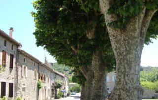 Saint-Maurice rue principale