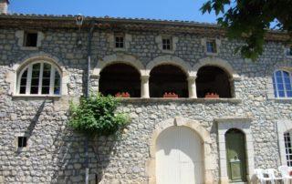 Saint-Maurice maisons à couradous