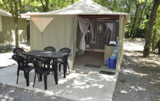 Les Rives d'Auzon Campsite