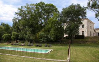 Domaine chemin royal piscine