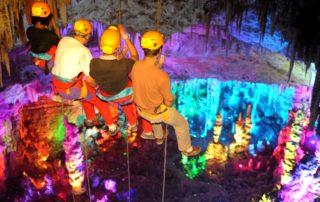 Le Grand Rappel de la Grotte de la Salamandre
