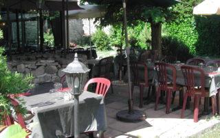 Restaurant Au Levant à Saint Maurice d'Ibie