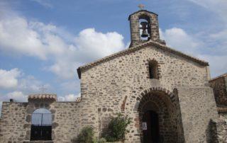 Eglise de Saint-Gineys-en-Coiron