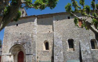 Eglise de Saint-Maurice-d'Ibie