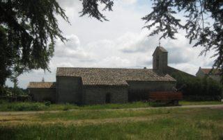 Eglise Saint Pierre de Berzème