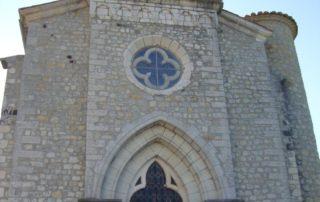 Eglise de Saint-Andéol-de-Berg