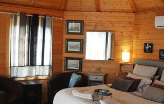 Le Vallon des étoiles - Cottage: le Refuge des Elfes à Lussas