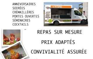 L'Atipik - Food Truck - Privatisation