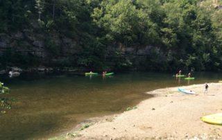 Canoë Kayak - Cie Canoë Chassezac