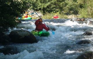 Kayak aventure CCC
