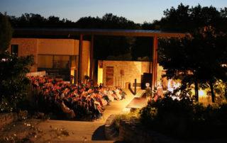 Théâtre sous les étoiles : L'Héritier du village de Marivaux