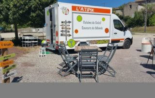 L'atipik - Food truck