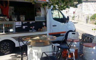 L'Atipik - Food Truck à St Germain, Villeneuve de Berg, Lussas, Aubenas,...etc