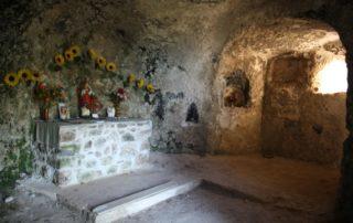 Balmes de Montbrun - Chapelle