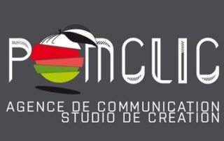 Pomclic - Agence de communication, Studio de graphisme