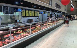Intermarché - Rayon traditionnel à Villeneuve de Berg