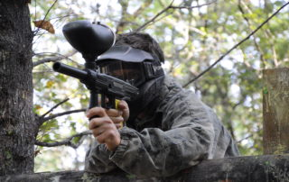 Paintball - Adventure Camp