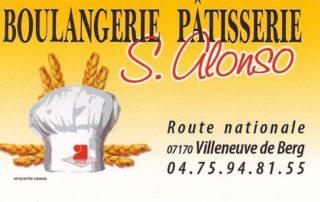 Boulangerie/Pâtisserie Alonso
