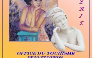 """Exhibition """"Rêverie"""" sculpture and painting"""
