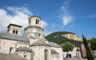 Sainte Marie's abbey-church