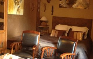 Bedroom 1 - Domaine de la Manse