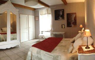 Bedroom 2 - Domaine de la Manse