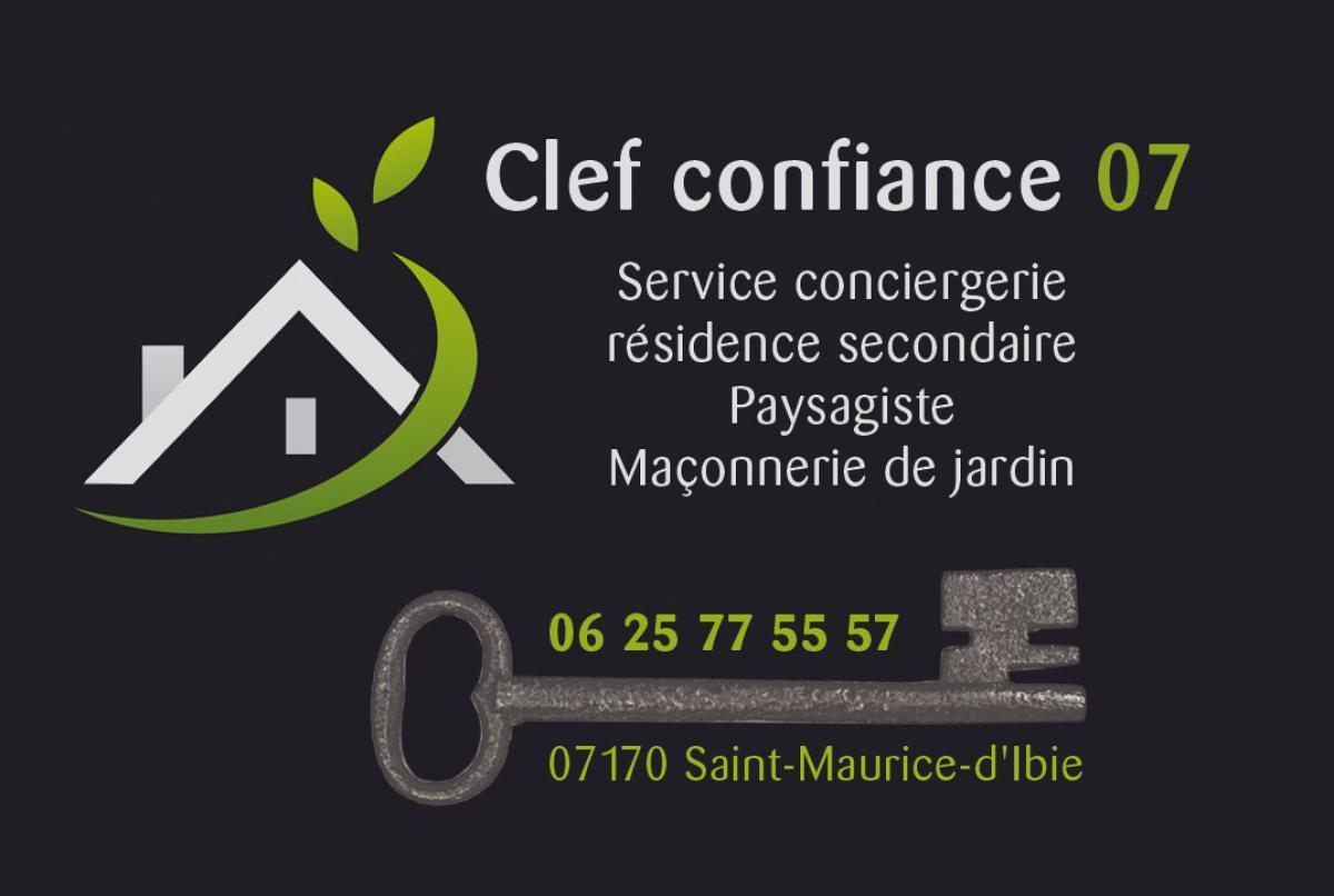 """Concierge services """"Clef confiance 07"""""""