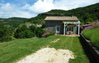 Gîte Maison Rocher à Saint-Pons