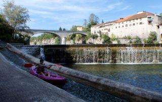 Canoë – Kayak de Balazuc à Ruoms – 14 km avec Balazuc Loisirs