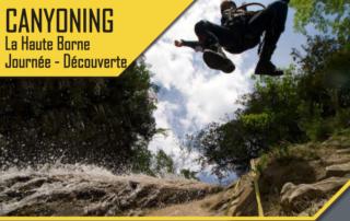 Canyoning – La Haute Borne – Journée Découverte avec le BMAM