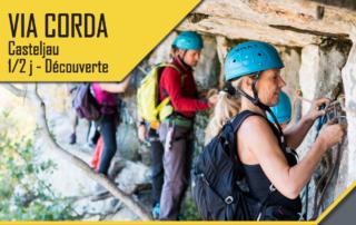 Via Corda – Casteljau – 1/2 journée découverte avec le BMAM