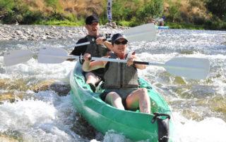 Canoë - Kayak de Sampzon à Châmes - 10 km avec l'Arche de Noé