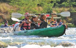 Canoë – Kayak de Vallon à Saint Martin d'Ardèche – 30 km / 1 jour avec l'Arche de Noé