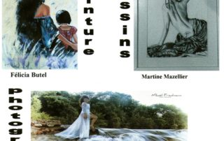 Exhibition of paintings, drawings and photographs