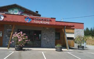 Entrée Office de Tourisme Berg et Coiron