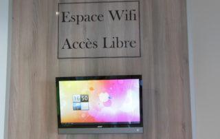 Espace wifi Office de Tourisme Berg et Coiron